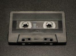 Cassette tape to digital