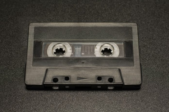 Cassette tape to digital